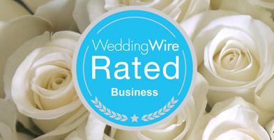 Brides & grooms rate us highest!